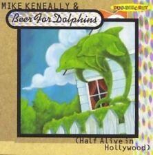 MIKE KENEALLY & BEER FOR DOLPHINS Half Alive In Hollywood OOP 2 CD Frank Zappa