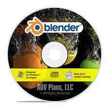 Professional 3D Graphic Design, Animation Rendering Studio Software Blender, F26