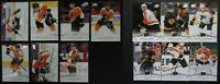 2018-19 Upper Deck UD Philadelphia Flyers Series 1 & 2 Team Set 13 Hockey Cards