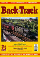 May Back Track Rail Monthly Transportation Magazines