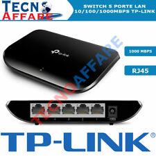 41166 545773 Tp-link Switcher Gigabit 5-port 10/100/1000m Tl-sg1005d V8