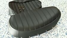 Honda ct70 1969-1971 best quality seat cover split side seams +10 rivet (#60)
