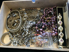 Job Lot Vintage Jewellery Ciner Trifari Coro Monet Weiss Sphinx Gold Plated