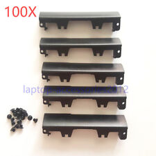 Lot of 100 New HDD Hard Drive Caddy Cover For Dell Latitude  E6540 with screw