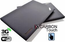 "Lenovo ThinkPad X1 Carbon - i7-3667U 240GB SSD 14""HD+TOUCH 8GB Win10 UMTS 3G ""B"""