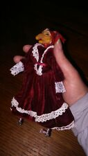 1/2 price Dollhouse miniature doll handmade folk art granny witch ooak