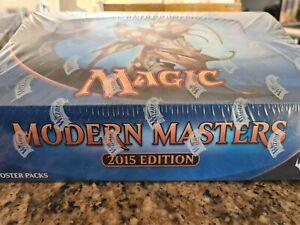 Magic The Gathering Modern Master Booster Box 2015 Edition