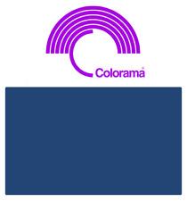 Colorama NAVY PVC Colormatt 6900  100cm x 130cm