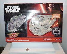 Airhogs Star Wars Remote Controlled Millennium Falcon Quad NEW SEALED Disney 10+