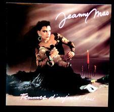 "Jeanne Mas --- ""Femmes d'Aujourd 'hui"" -- LP"