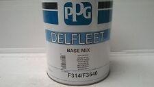 F314  PPG Delfleet Mixing Tinter  3.5 litre  2K Solid Colour  Medium Green