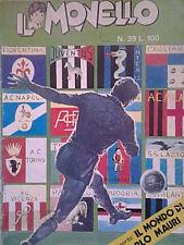 IL MONELLO ANNO 1972  N° 39 FIGURINE