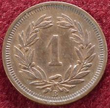 Switzerland 1 Rappen 1917 (C1802)
