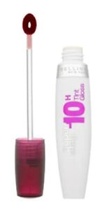 MAYBELLINE SUPER STAY 10H Tint Gloss - 380 Timeless Plum