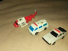 Transformers G1 Protectobots Defensor  Vintage 1986 Blades Streetwise First Aid