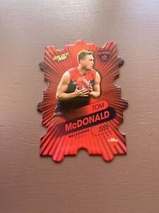 2020 Select AFL Footy Stars JIGSAW Card - Tom McDonald, Melbourne, JS95