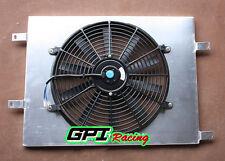 """Aluminum fan Shroud + 14""""fan FOR Holden V8 Commodore VG VL VN VP VR VS AT/MT"""