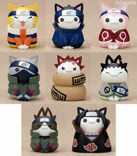 MegaHouse Nyaruto! NARUTO Konoha's Cheerful Cats Part 8Pack BOX
