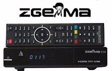 2017 ZGEMMA H2S HD TWIN TUNER BOX WITH 12 MONTHS FREE IPTV