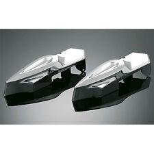 Honda VT 750 Shadow Spirit & ACE - Highway Hawk CHROME Rear Axle/Swingarm Covers