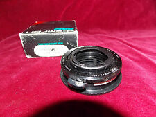 TAMRON ADAPT 2 FOR CANON FD F5.6 CANON  CAMERA MOUNT