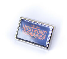Cool Nostromo Alien/Aliens Pin/Lapel Badge