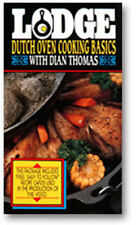 Lodge Dutch Oven Cooking Basics with Diane Thomas VHS Tape