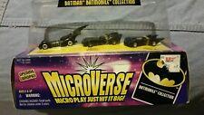 Microverse Batman Batmobile Collection Kenner 1996 New