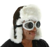SteamPunk Cosplay Explorer Style Hat / Cap, Goggles NEW