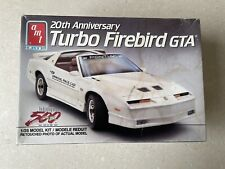 AMT ETRL 20th Anniversary Turbo Firebird GTA Indianapolis 500- Scale 1/25