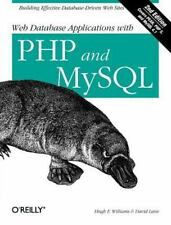 Web Database Applications with Php and MySql, 2nd Edition by Hugh E. Williams