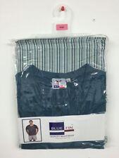 Unifarbene Herren-Pyjama-Sets in Größe 2XL
