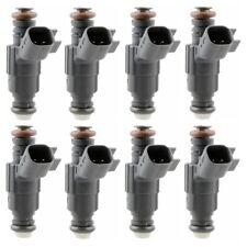 Set(8) 630CC 60LB Fuel Injectors Fits Dodge Ram Chrysler 300C Hemi 5.7 6.1 SRT8