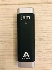 Apogee Electronics JAM - Studio Quality Guitar Input for iPad, iPhone and Mac