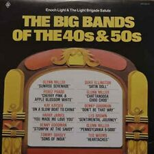 Big Band Hits of the 40's & 50's by Enoch Light (CD, Project 3)