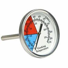 BARBECUE A CARBONELLA FORNO onlyfire Fumatore Gas Grill Termometro Quadrante 76mm