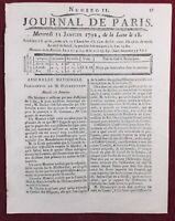 Saint Domingue 1792 Limbé Boukeman Jeannot Le Cap Haïti Assignat Révolution