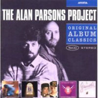 Il Alan Parsons Project - Original Album Classics Nuovo CD