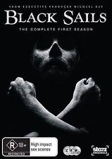 Black Sails : Season 1 - DVD Region 4 NEW SEALED