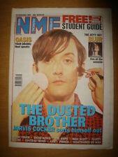 NME 1995 SEP 23 JARVIS COCKER PULP BLUR OASIS BOWIE ASH