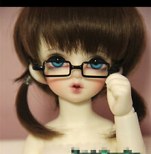 Lovely YOSD 1/6 Square Glasses For BJD Super Dollfie Doll Accessories GS4