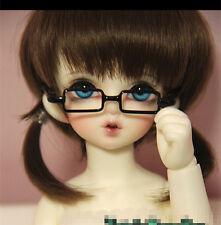 Lovely YOSD 1/6 Square Glasses For BJD Super Dollfie Doll Accessories GS4