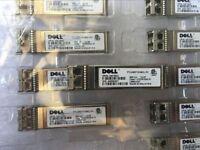 Dell WTRD1 0WTRD1 10G SFP+ SR 850NM SFP Transciever Module FTLX8571D3BCL-FC