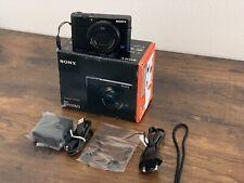 Sony Cyber-Shot RX100 iii 20,1 Mpix Appareil Photo Numérique Compact - Noir