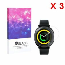 For Samsung Gear Sport Tempered Glass Screen Protector 9H Hardness (3 Packs)