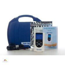 Tens Electrode Reusable Unit Muscle Stimulator Back Pain Relief Machine Portable