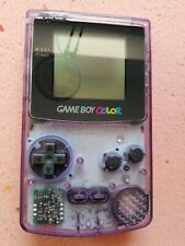 Nintendo Gameboy Color Lila Transparent