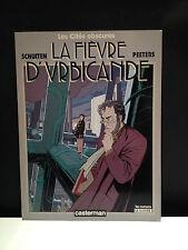 CITES OBSCURES T2 - LA FIEVRE D'URBICANDE - PEETERS / SCHUITEN - E.O. 1985