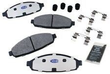Disc Brake Pad Set-Heavy Duty Disc Brake Pad Front Magneti Marelli 1AMVF10931