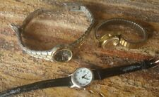 3 Each Ladies Wrist Watches, Accutron, Details, Citizen Eco Drive ~ LQQK ~ BUY!